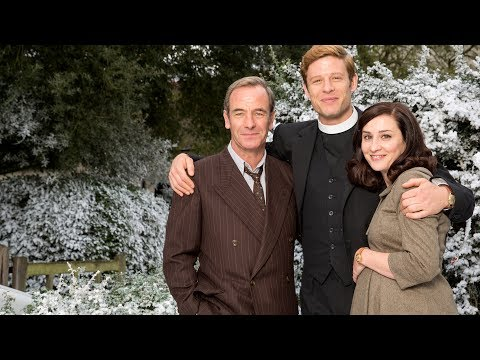 Grantchester, Season 3: Christmas Special Sneak Peek