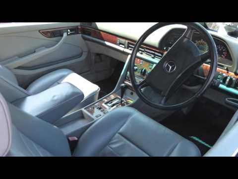 1986 Mercedes benz 500 фотка