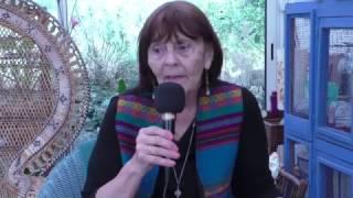 Dins lo ròdol d'Alès, Marineta Mazoyer, escrivana, fai viure la lenga e la cultura occitanas a travèrs talhièrs de lenga, coralas, Cafè occitan, Recanton blagaire e ...