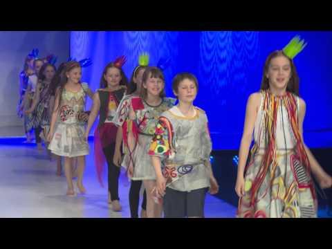 Módna show Fashion Kidlab