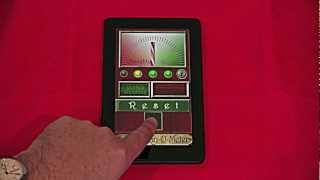 Santa's Scan-O-Matic Remote YouTube video
