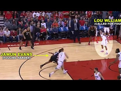 Jawun Evans commits 6th foul but NBA officials keep him in the game