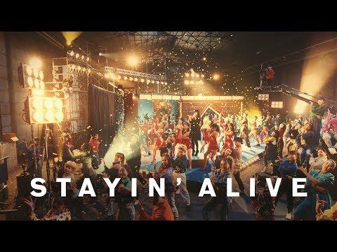 , title : 'JUJU 『STAYIN' ALIVE』 Music Video'