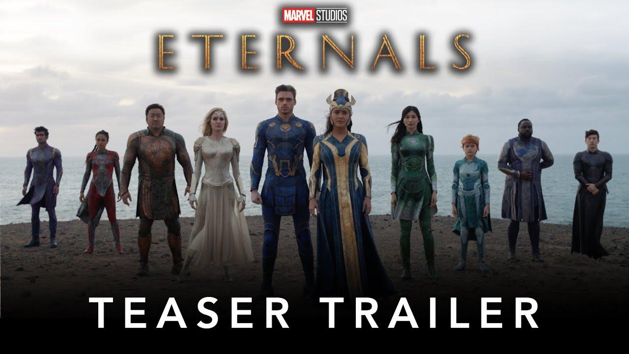 Trailer for Eternals (2021) Image