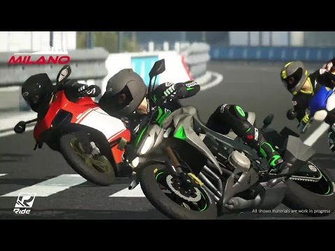 ride xbox one gameplay