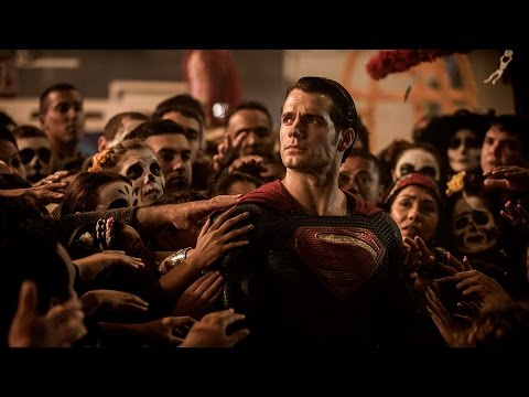 New Batman v Superman Dawn of Justice ComicCon