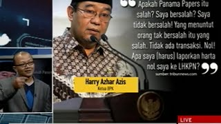Video ICW Melaporkan Ketua BPK, Harry Azhar Azis Ke KPK Terkait 'Panama Papers'. MP3, 3GP, MP4, WEBM, AVI, FLV Februari 2019