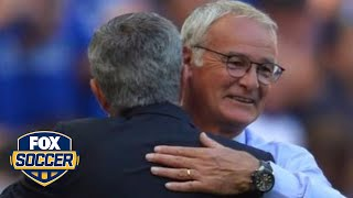 Ranieri: Problems with Mourinho are in the past by FOX Soccer