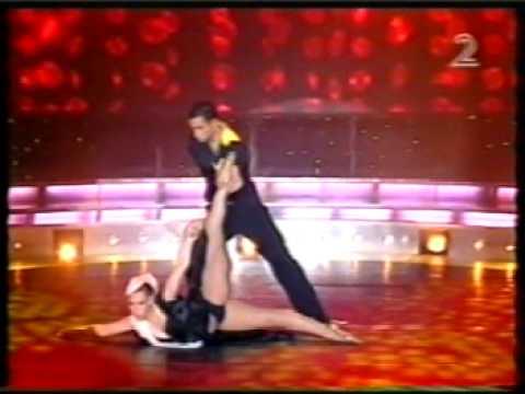 Танго в исполнении Юлии и ТОма