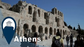 Athens | Ways to Visit the Historical Center