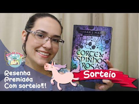 Corte de Espinhos e Rosas | Sarah J. Maas | Ed. Galera Record | Resenha + Sorteio | Dia de Livro