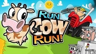 Run Cow Run YouTube video