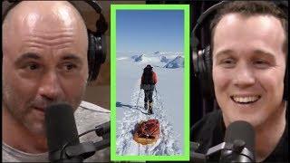 Video Colin O'Brady Completed First Unaided Solo Trek Across Antarctica   Joe Rogan MP3, 3GP, MP4, WEBM, AVI, FLV Juli 2019