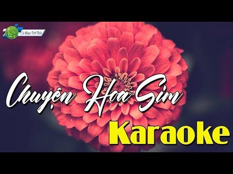 Chuyện Hoa Sim Karaoke - Beat Chuẩn Như Quỳnh - Thời lượng: 5 phút và 37 giây.