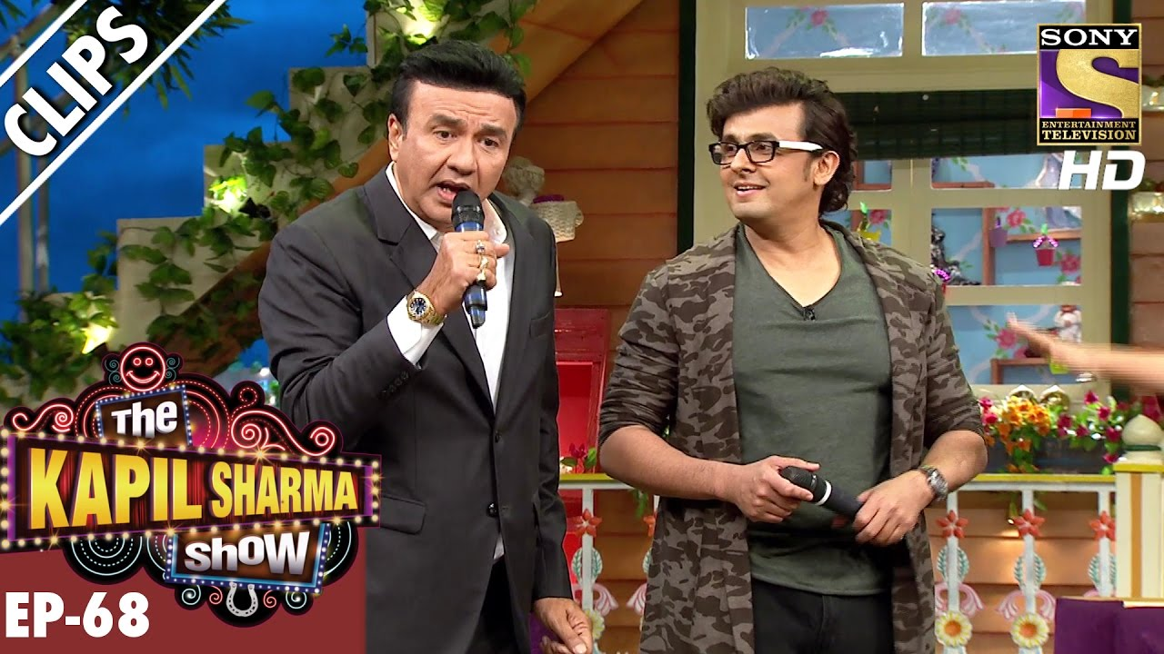 Anu Malik's New Random Composition – The Kapil Sharma Show – 18th Dec 2016
