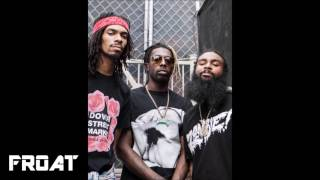 Flatbush Zombies & Trash Talk - Modern Mayhem