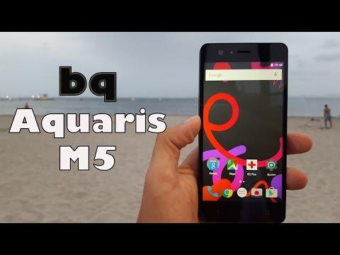 bq Aquaris M5, el mejor smartphone de la compañia [Review & Unbox]