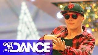 Got To Dance Adam McMillan audition