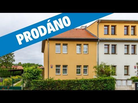Video Krásný rodinný dům 4+1 na pražském Břevnově