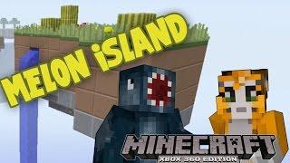 Minecraft Xbox - Island Of Eden - Melon Island! [2]