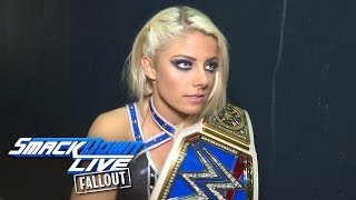 Nonton Alexa Bliss Is Outraged That Naomi Is Headed To Wrestlemania  Smackdown Live Fallout  March 28  2017 Film Subtitle Indonesia Streaming Movie Download