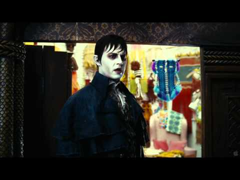 Dark Shadows (Featurette 'Construction Collinwood')