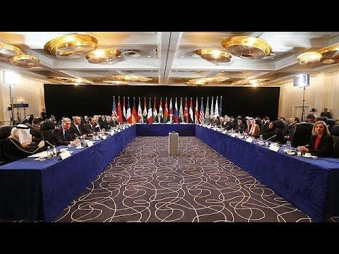 Γερμανία: Κρίσιμες συνομιλίες για το μέλλον της Συρίας