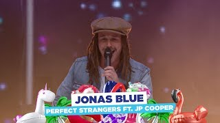 Jonas Blue - 'Perfect Strangers' ft. JP Cooper (live at Capital's Summertime Ball 2018)