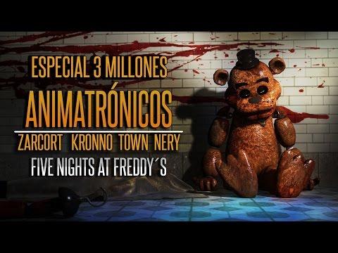 fnaf: animatronicos rap!