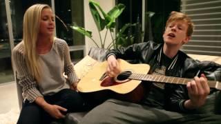Video Adam Mišík + Monette Moio - She Will Be Loved (Maroon 5 cover)