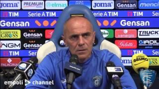 Preview video Mister Martusciello alla vigilia di Empoli-Napoli