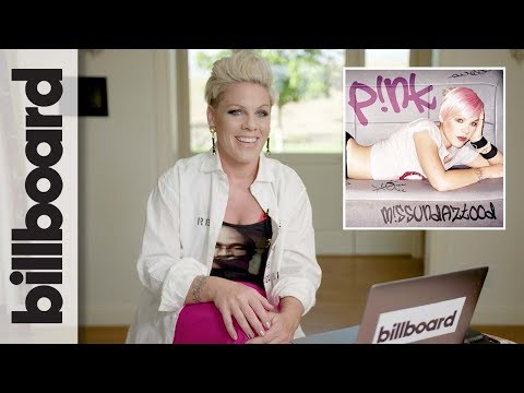 P!nk Reacts To Her First Music Video, That Iconic 2010 Grammys Performance & More | Throw It Back