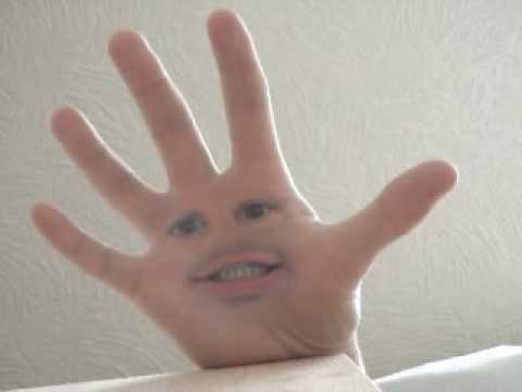 Face Hand Test in Sony Vegas
