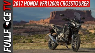 8. NEW 2017 Honda VFR1200X Specs and Review