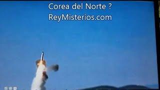 Ovni Durante lanzamiento de misil de Corea del Norte Parece que las pruebas de armamento nuclear no solo es una preocupación para el mundo , sino también para los Extraterrestre http://www.reymisterios.com/videos/Extraterrestres/Ovni-Durante-lanzamiento-de-misil-de-Corea-del-Norte-l1512.html