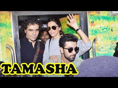 Ranbir Kapoor And Deepika Padukone Create Fan Frie
