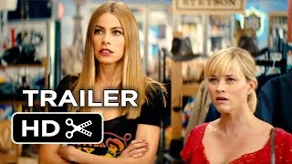 Hot Pursuit Official Trailer #2 - Exclusive Intro (2015)– Sofia Vergara, Reese Witherspoon Movie HD