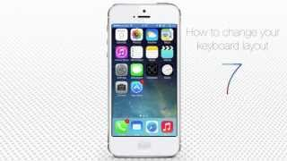 In this tutorial you will learn how to change keyboard layout on iPhone. In this tutorial you will learn how to change keyboard layout on iPhone running iOS7...