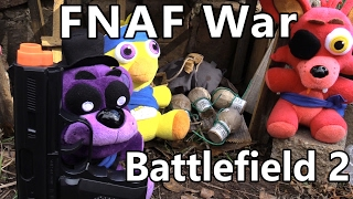 Download Lagu FNAF plush War- Battlefield 2 Mp3