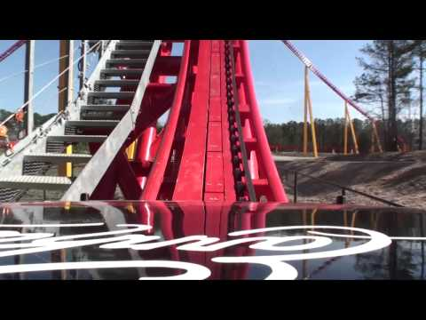 Intimidator - Follow us on Twitter http://www.twitter.com/themeparkreview and Facebook http://www.facebook.com/themeparkreview - Take a ride with Robb Alvey from Theme Par...