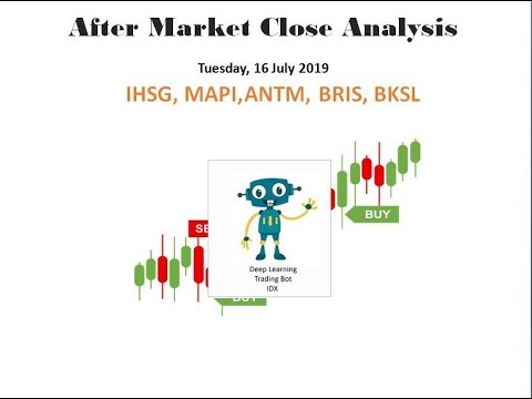 After Market Close Analysis : 16 July 2019