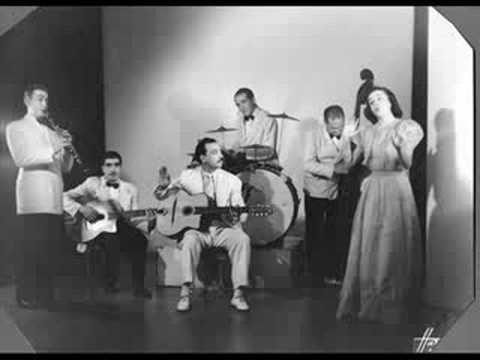 Tekst piosenki Django Reinhardt - Coucou po polsku
