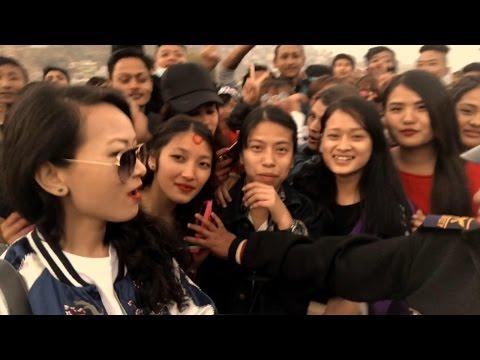 (Palpa February 2017 - Trishna Gurung Concert - Duration: 56 sec.)