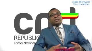 Lazare MOUNZEO s'exprime sur la crise post-électorale au Congo-Brazzaville