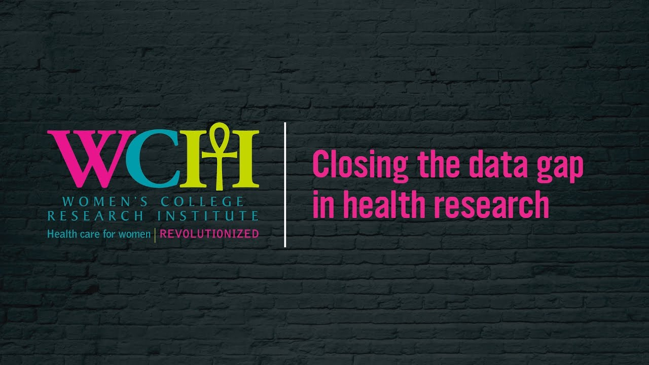 Closing the data gap in health research