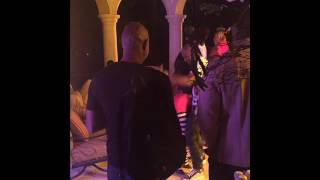 T.I. wife Tiny caught grinding up on Floyd Mayweather