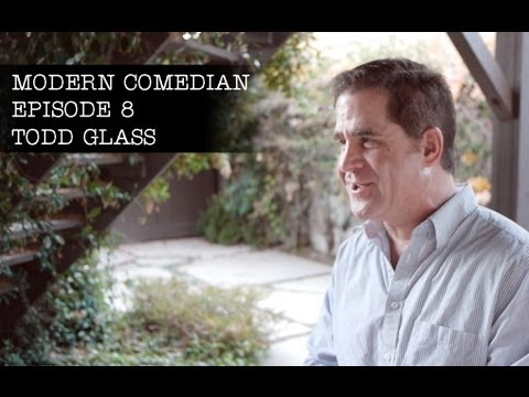 "Modern Comedian - Episode 08 - Todd Glass ""Atmosphere"""