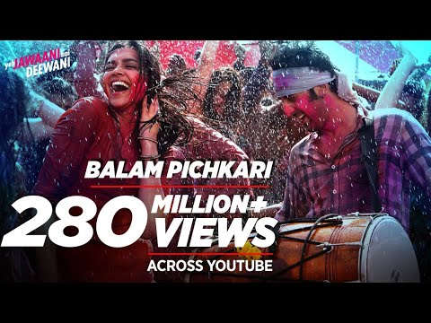 Video Balam Pichkari Full Song Video Yeh Jawaani Hai Deewani | Ranbir Kapoor, Deepika Padukone download in MP3, 3GP, MP4, WEBM, AVI, FLV January 2017