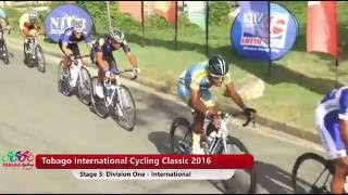 Tobago International Cycling Classic 2016 Stage 3, Division 1