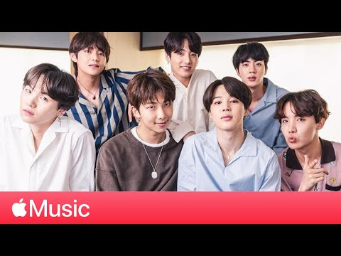 BTS: Love Yourself 轉, Skills & Obsessions   Chart Take Over   Apple Music